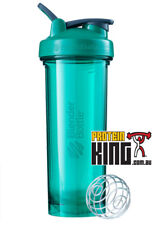 BLENDER BOTTLE PRO32 EMERALD GREEN 946ML SHAKER CUP HIGH QUALITY BPA FREE PRO 32
