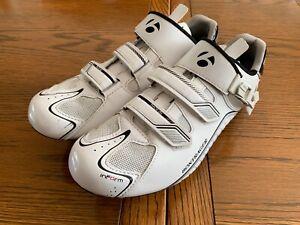 Bontrager RC DLX Cycling Road Shoes size EU 46 UK 12 Shimano Cleats