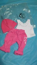 """Doll Clothes 18"""" Pink Outfit Sophia's Fit American Girl Dolls New"""