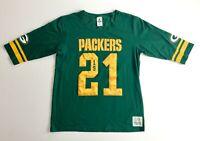 PINK Victoria's Secret NFL Green Bay Packers Football Green Gold Medium (M)