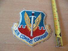 (E14) ECUSSON PATCH USA ARMY   AIR COMBAT COMMAND