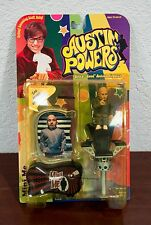 1999 Austin Powers Mini Me Action Figure Moc