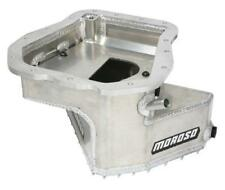 New Moroso Fabricated Aluminum Oil Pan For 1990-2009 Subaru EJ20 EJ22 EJ25 20965