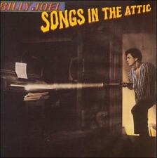 Songs In The Attic, Billy Joel Original recording remastered, E