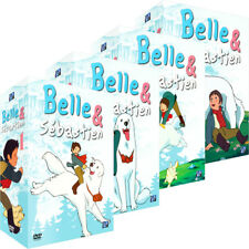 ★ Belle et Sébastien ★ Intégrale - Pack 16 DVD