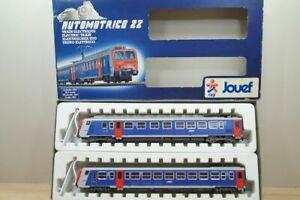 Jouef 8622 00 Railcar. 2-teilg Type Z2 N°9509 Et 19509 Le SNCF Dans Emballage
