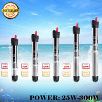 Submersible Aquarium Eco Heater 25W 50W 100W 200W 300W Fish Tank Thermostat AU