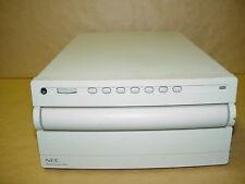 NEC MULTISPIN 4Xc 7 DISC CD ROM EXTERNAL CHANGER MODEL # CDR-C302