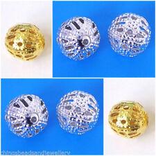 Assortment Any Purpose Round Jewellery Making Craft Beads