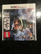 LEGO Star Wars III: The Clone Wars (Nintendo 3DS, Brand New Factory Sealed