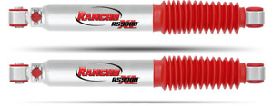 Rancho RS9000XL Shock Absorber Pair For 99-04 Ford F-450 F-550 2/4 WD Excursion