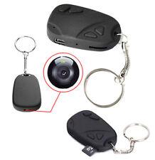 Mini DV Micro Spy Car Key Camera Hidden Key Chain Camcorder HD Video Recorder C