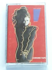 Janet Jackson - Control - Cassette - Used Good