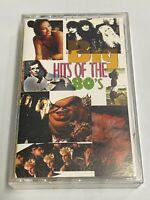 Big Hits Of The 80's Cassette Sony BT23390 1993 Compilation Cheap Trick Warrant