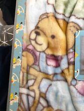 Playkids Soft Blue Blanket New.