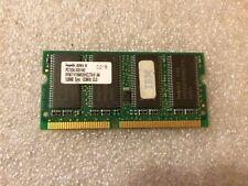 Memoria Sodimm Sdram Hynix HYM71V16M635HCLT6-H AA 128MB PC133 133MHz CL3 144-Pin