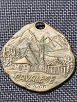 Medaglia Cavalese Signora Delle Alpi