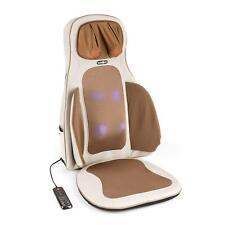 Cuscino Massaggiante Sedile Massaggiatore Elettrico 3D Shiatsu 4 Teste Moventi