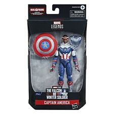 """?Marvel Legends Series The Falcon & The Winter Soldier Captain America 6""""?"""