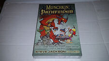 Munchkin Pathfinder Card Game NEW SEALED