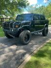 2005 Hummer H2 Sut  2005 Hummer H2 Sut SUV Black 4WD Automatic