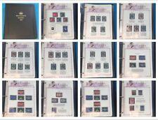 1953 Coronation 104 Stamps Queen Elizabeth II Set Missing 1 Read Extras
