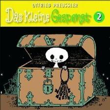 OTFRIED PREUßLER - 02: DAS KLEINE GESPENST (NEUPRODUKTION)  CD NEU