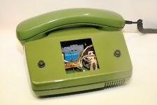 Altes Telefon Tastentelefon Grün FeTAp 752-1 H/L H/15 5088