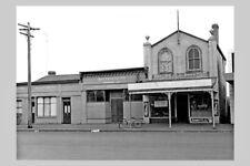 PORT FAIRY Victoria Gazette office 1962 modern Digital Photo Postcard