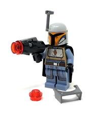 LEGO Mandalorian Minifigure Silver Star Wars 75267
