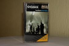 OASIS - Heathen Chemistry (2002) SONY MUSIC RUSSIA, CASSETTE SEALED!