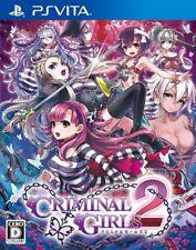 [FROM JAPAN][PSVITA] Criminal Girl 2 [Japanese]
