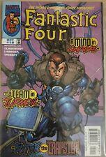 Fantastic Four #10 Heroes Return Marvel Comics