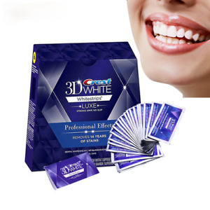 3D White Teeth Whitening Strip Professional Effects White Tooth Dental Whitening