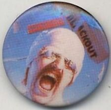 Scorpions 'Blackout' Badge Button