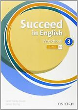 (13).SUCCEED IN ENGLISH 3º.ESO (WORKBOOK). ENVÍO URGENTE (ESPAÑA)