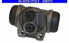 ATE Cilindro de freno rueda PEUGEOT 206 106 206+ 207 24.3219-1112.3