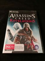 Assassins Creed Revelations PC Game - DVD -