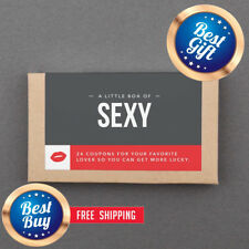 Romantic Gifts For Her Women Men Gift Set Birthday Couples Sex Cards Love Adult