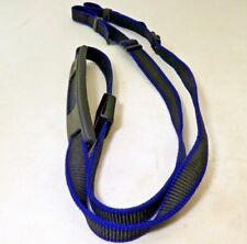 Minolta Black Blue Genuine Camera Neck Strap X-700 X-570 Maxxum Free Shipping US