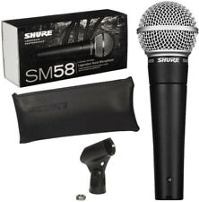 *Unopened* Shure SM58 Dynamic Microphone