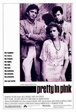 """PRETTY IN PINK Movie Poster [Licensed-NEW-USA] 27x40"""" Theater Size John Hughes"""