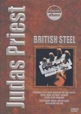 "JUDAS PRIEST ""BRITISH STEEL"" DVD NEUWARE"