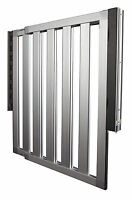 Lindam NUMI ALUMINIUM EXTENDING SAFETY GATE Baby/Toddler/Child Home Safety BN