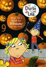 Charlie and Lola: Volume 9: What Can I Wear for Halloween? [New DVD] Widescree