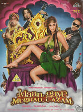 MAAN GAYE MUGHAL - E - AZAM - NEW UK EDITION BOLLYWOOD DVD