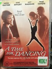 A Time For Dancing ex-rental region 4 DVD (2000 drama movie) ** RARE **