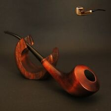 "HAND MADE WOODEN TOBACCO SMOKING PIPE CHURCHWARDEN SMALL "" Diana ""  7.9""  Pear"