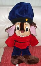 "Fieval Mouse Large Plush Stuffed Doll 21"" Boys/Girls An American Tail"