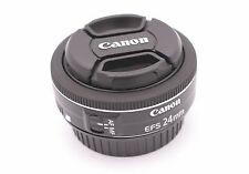 Canon EF-S 24mm f/2.8 STM Lens for Canon Digital SLR Cameras